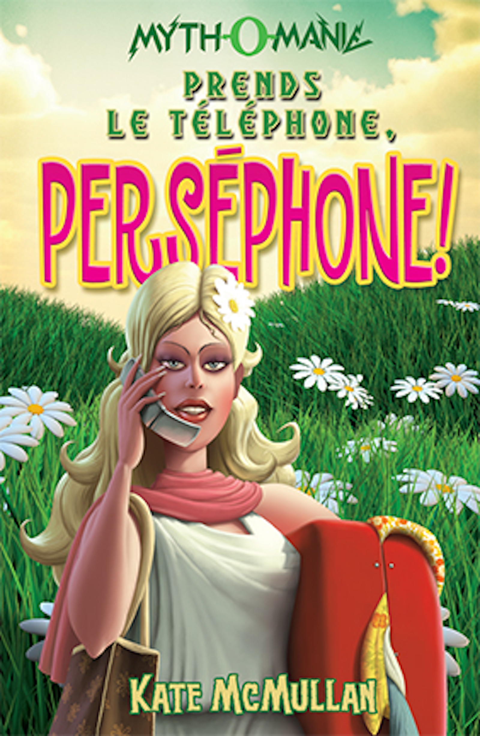 Prends le téléphone, Perséphone!