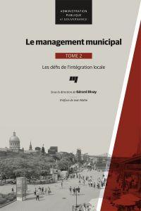 Le management municipal, To...