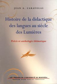 Histoire de la didactique d...