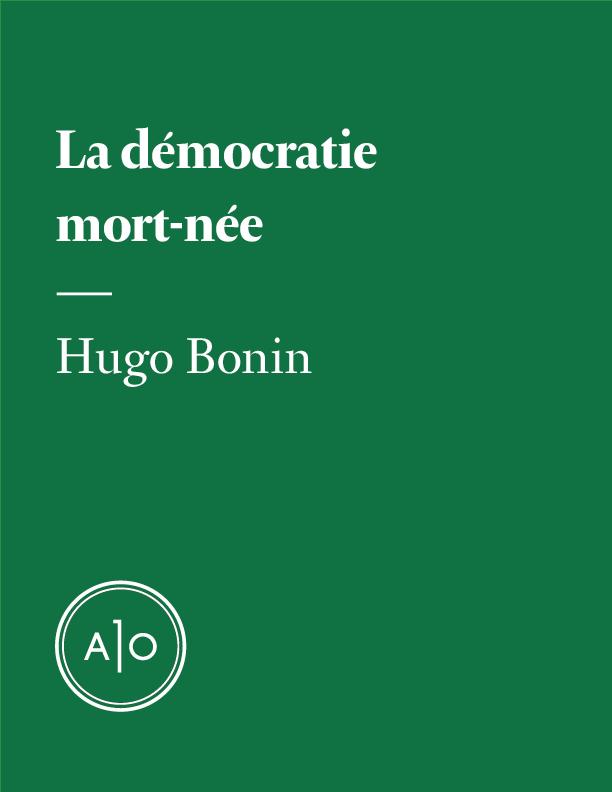 La démocratie mort-née