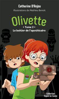 Olivette - Le boitier de l'...