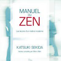 Image de couverture (Manuel du zen : Les leçon d'un maître moderne)
