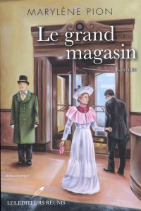 Image de couverture (Le grand magasin 03 : La chute)