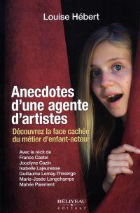 Image de couverture (Anecdotes d'une agente d'artistes)