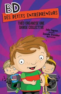 Théo organise une danse collective