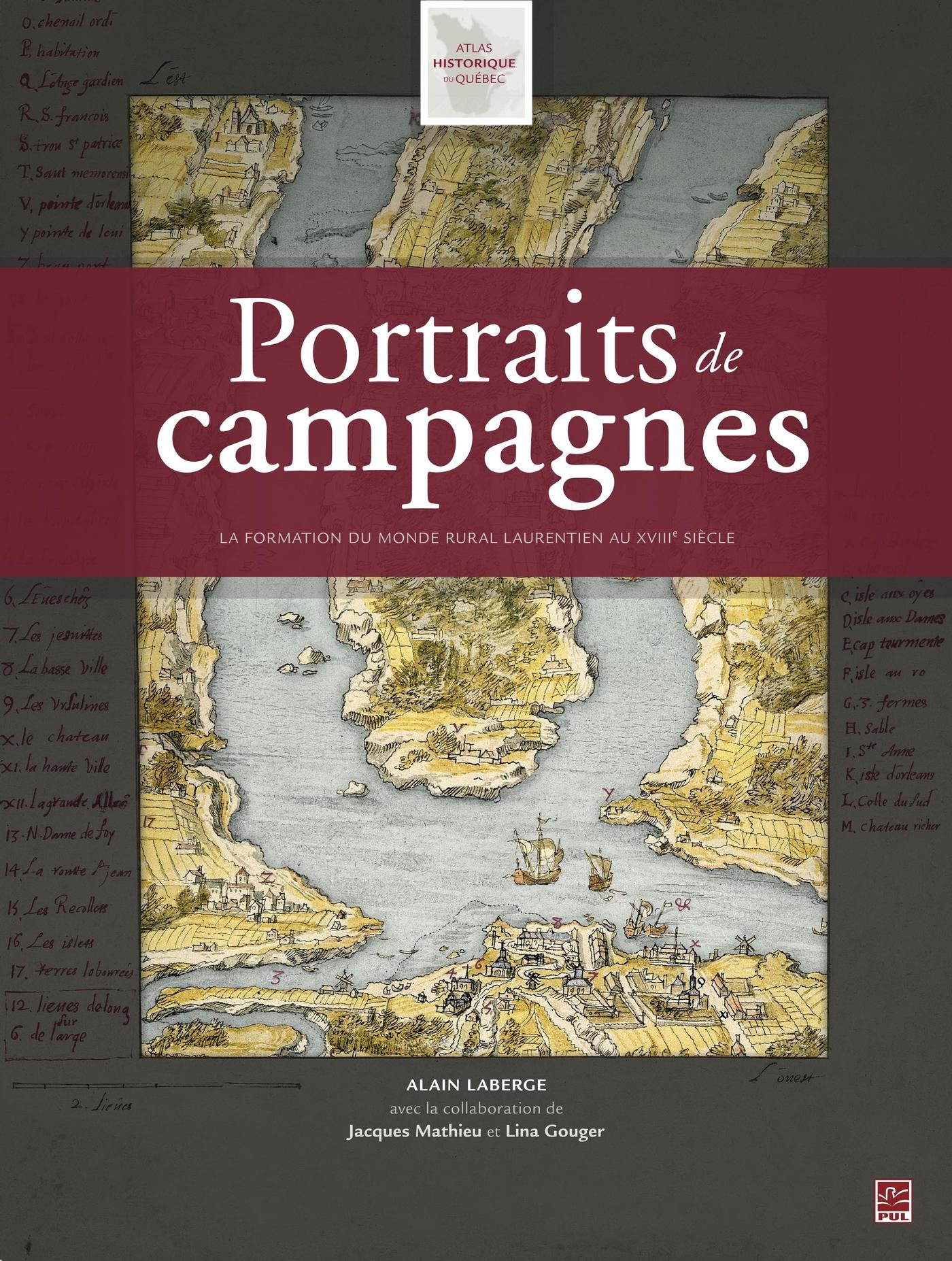 Portraits de campagnes