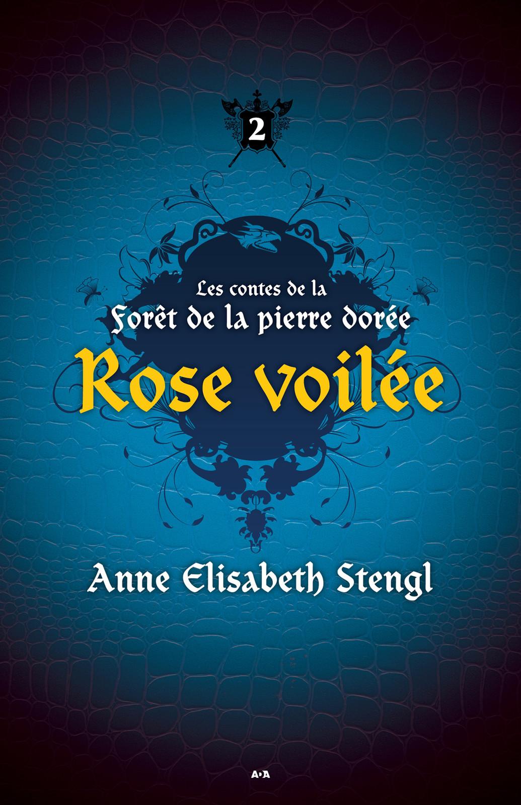 Rose voilée