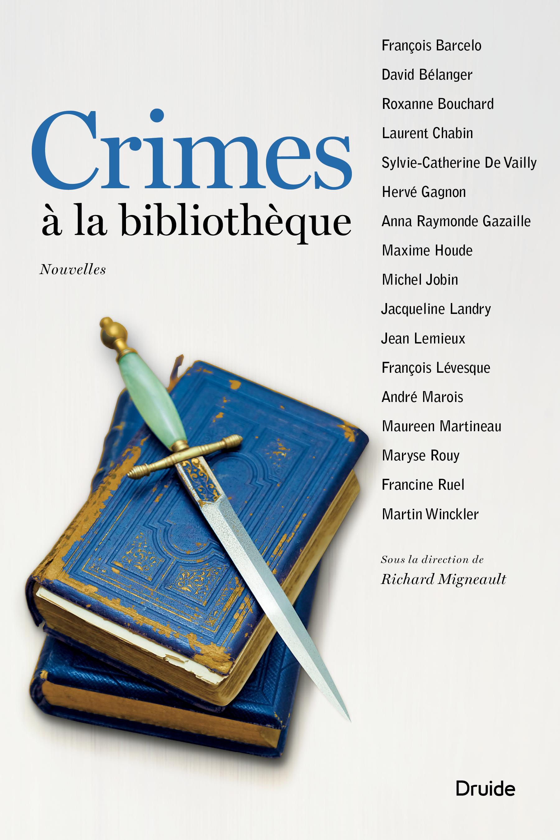Crimes ? la biblioth?que