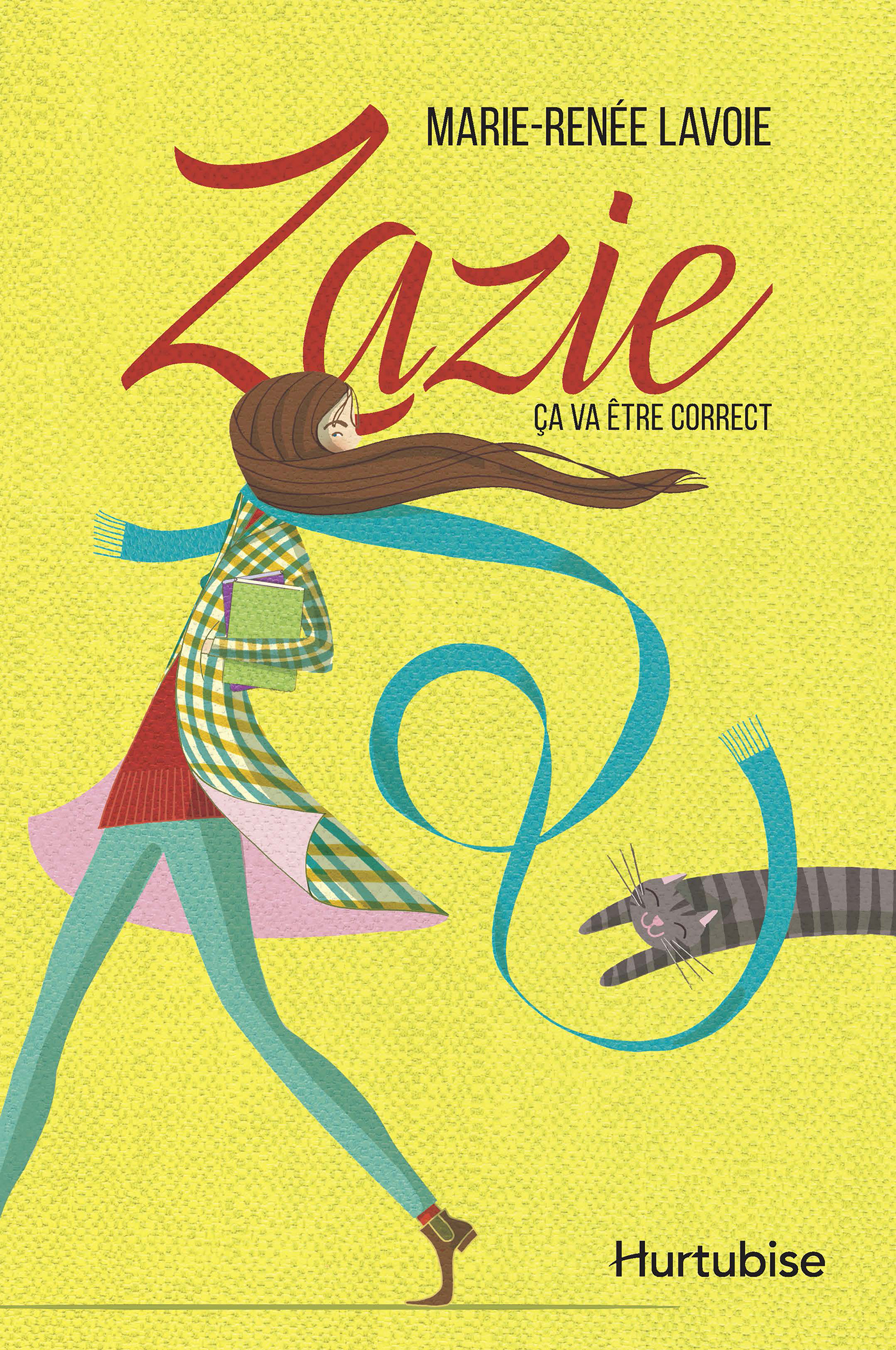 Zazie T1 - Ça va être correct