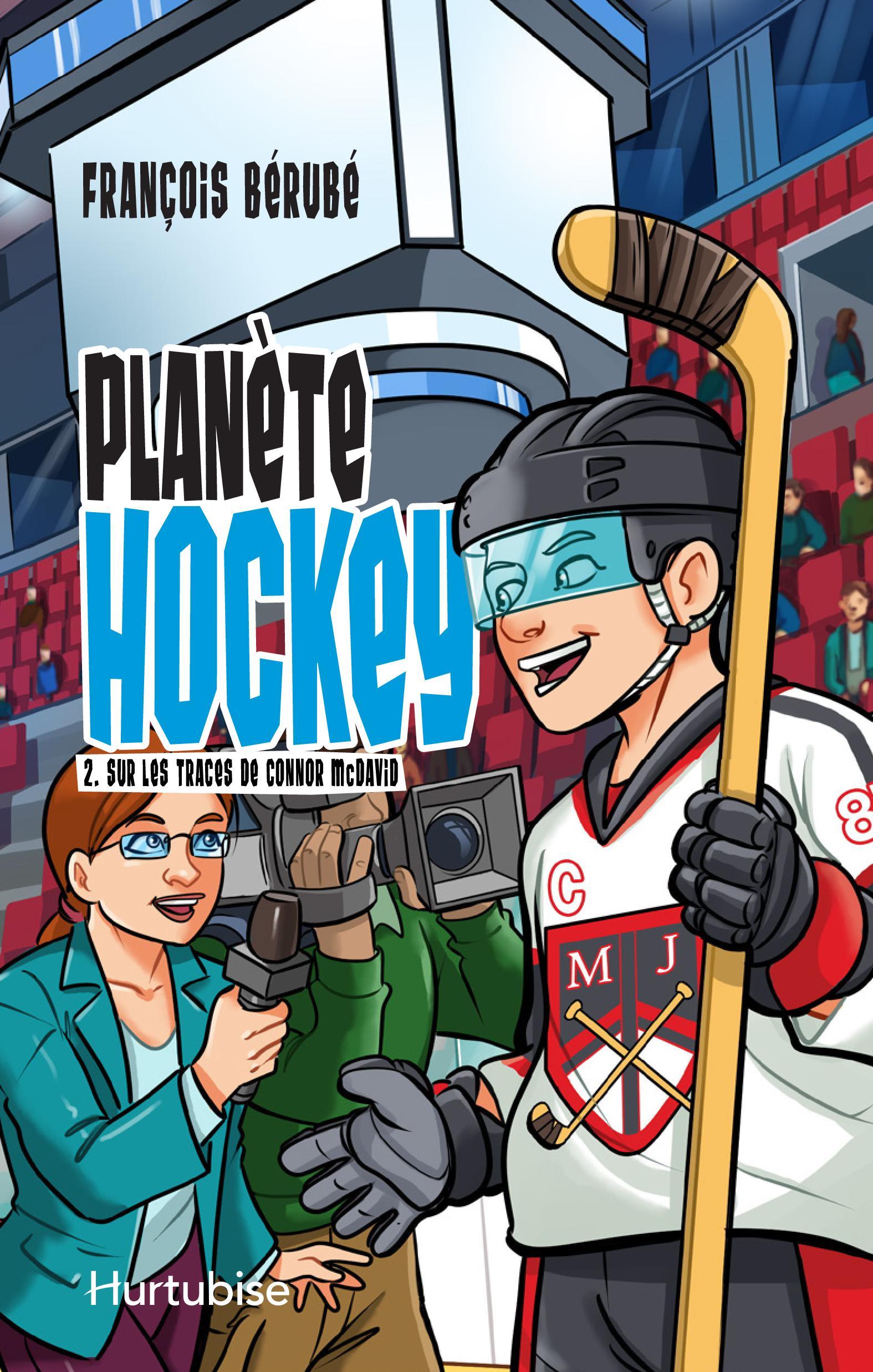 Planète hockey - Tome 2