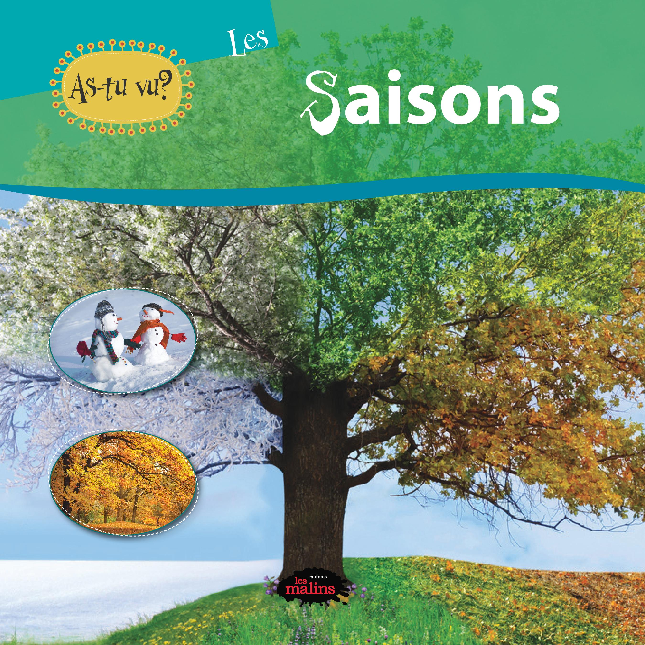 As-tu vu? Les saisons