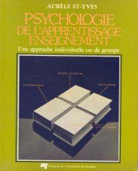 Psychologie de l'apprentiss...