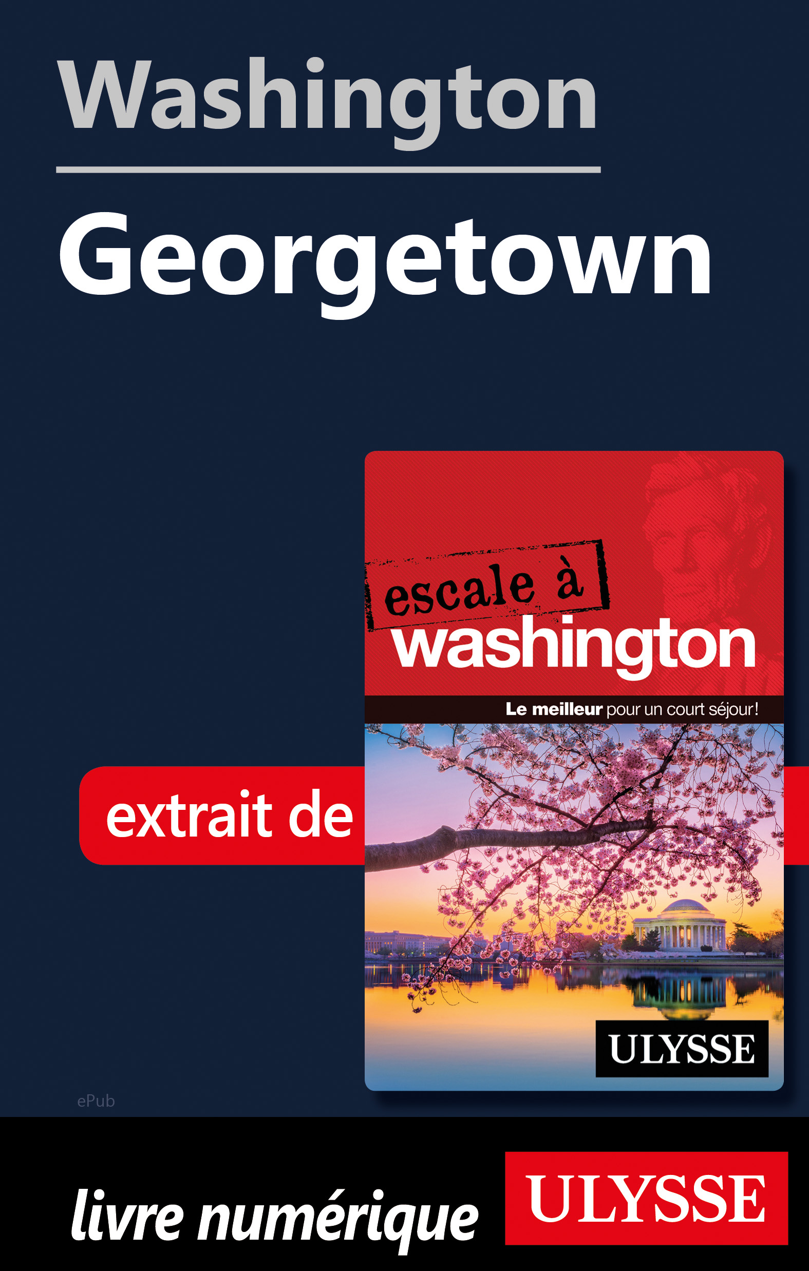 Washington - Georgetown