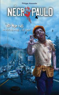 Cover image (Nécropaulo 03 : Mon pays ce n'est pas un pays, c'est l'enfer)