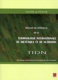 Manuel de référence de la terminologie internationale de ...