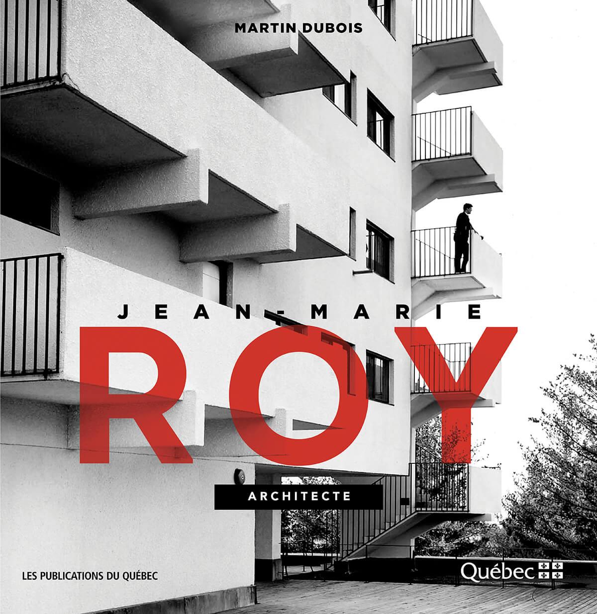Jean-Marie Roy, architecte