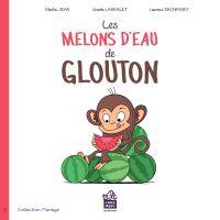 Les melons d'eau de glouton