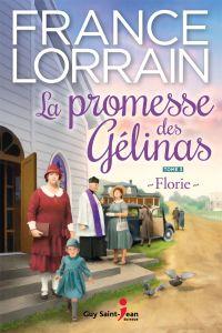 Cover image (La promesse des Gélinas, tome 3)