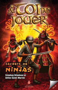 À toi de jouer - Secrets de ninjas
