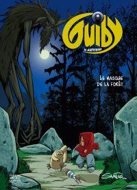 Image de couverture (Guiby, le superbébé 2 - Le masque de la forêt)