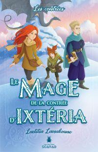 Cover image (Les contrées - Le mage de la contrée d'Ixteria)