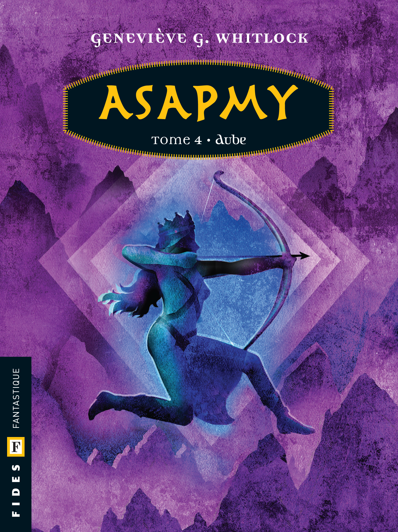 Asapmy - Tome 4, Aube