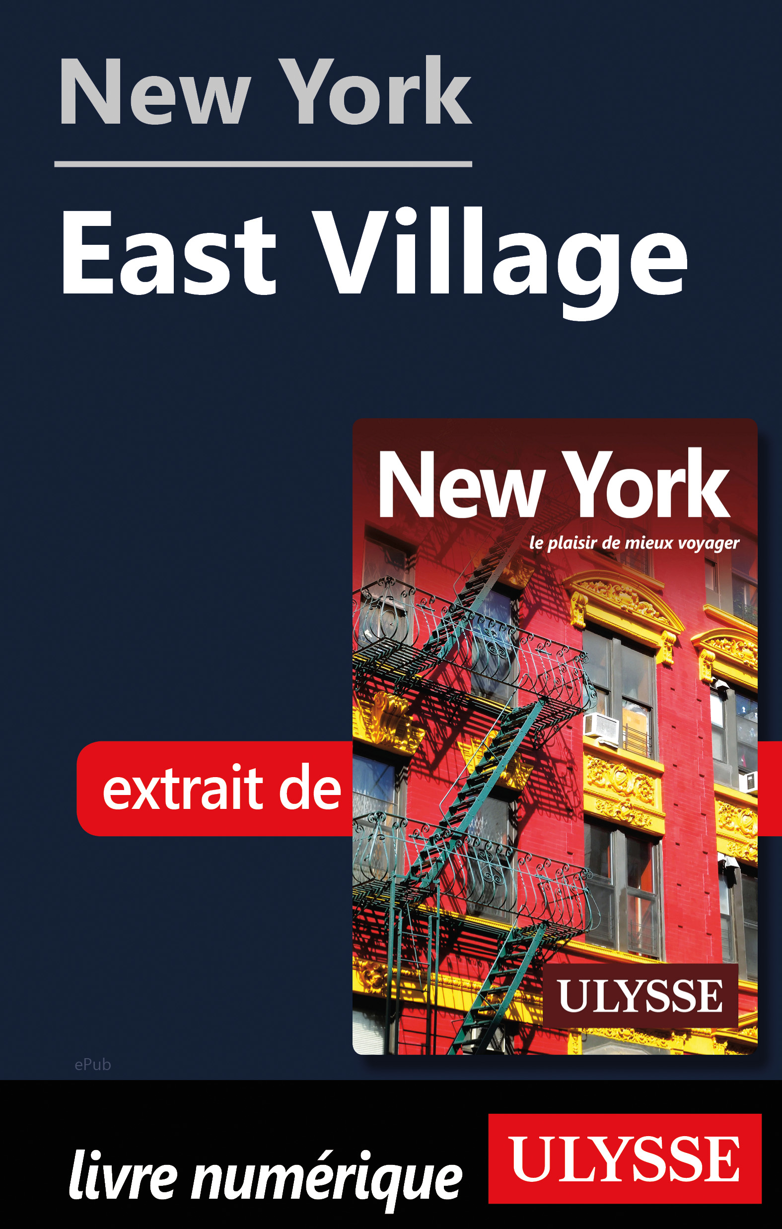 New York - East Village