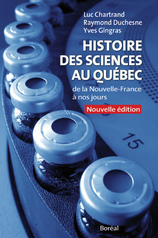 Histoire des sciences au Québec