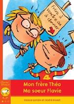 Mon frère Théo, ma soeur Flavie  (livre numérique pdf)