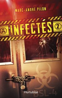 Cover image (Infectés - Tome 2)