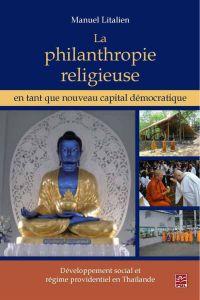 La philanthropie religieuse...