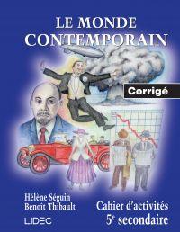 Le monde contemporain - Cor...