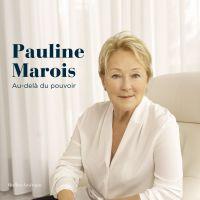 Image de couverture (Pauline Marois - Au-delà du pouvoir)