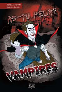 Cover image (As-tu peur? 2 - Vampires)