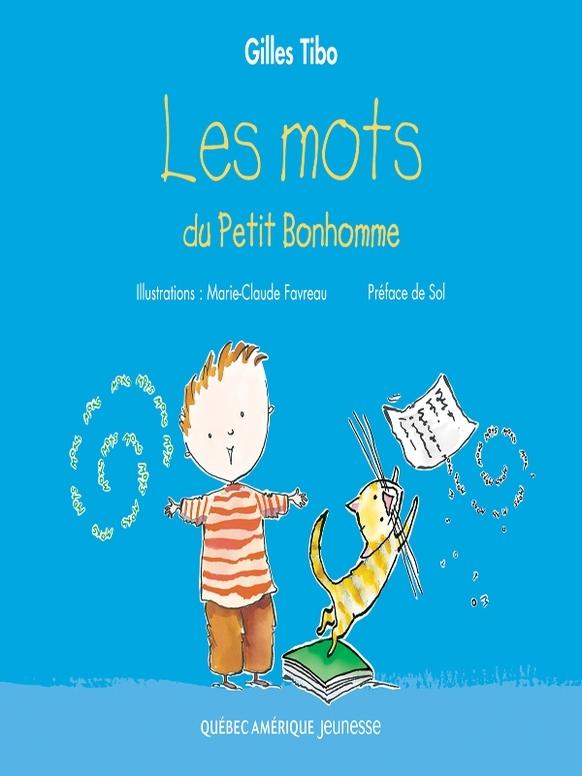 Petit Bonhomme 1 - Les mots du Petit Bonhomme