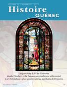 Histoire Québec. Vol. 22 No. 4,  2017