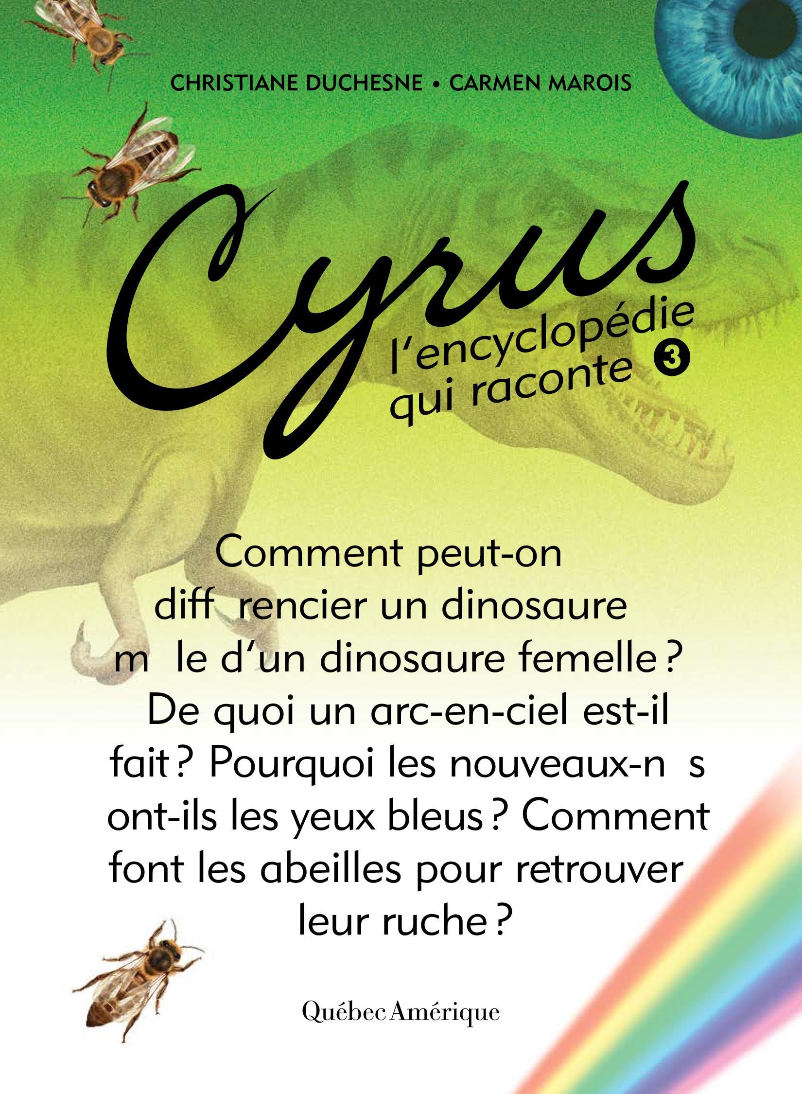 Cyrus, Tome 3