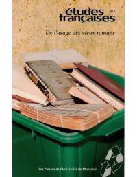 Volume 42, numéro 1, 2006
