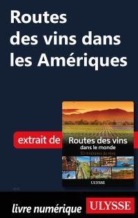 Routes des vins dans les Amériques