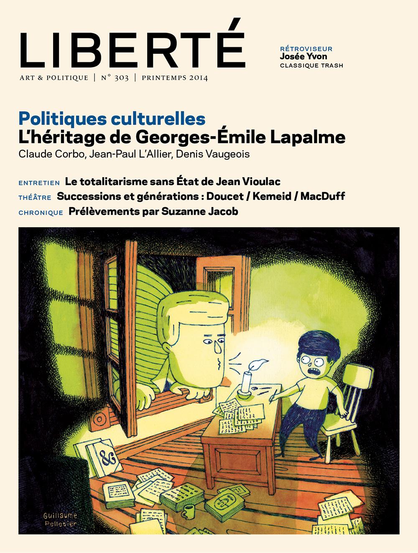 Revue Liberté 303 - Politiq...
