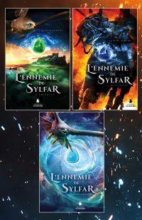 Coffret Numérique Trilogie - L'ennemie de Sylfar