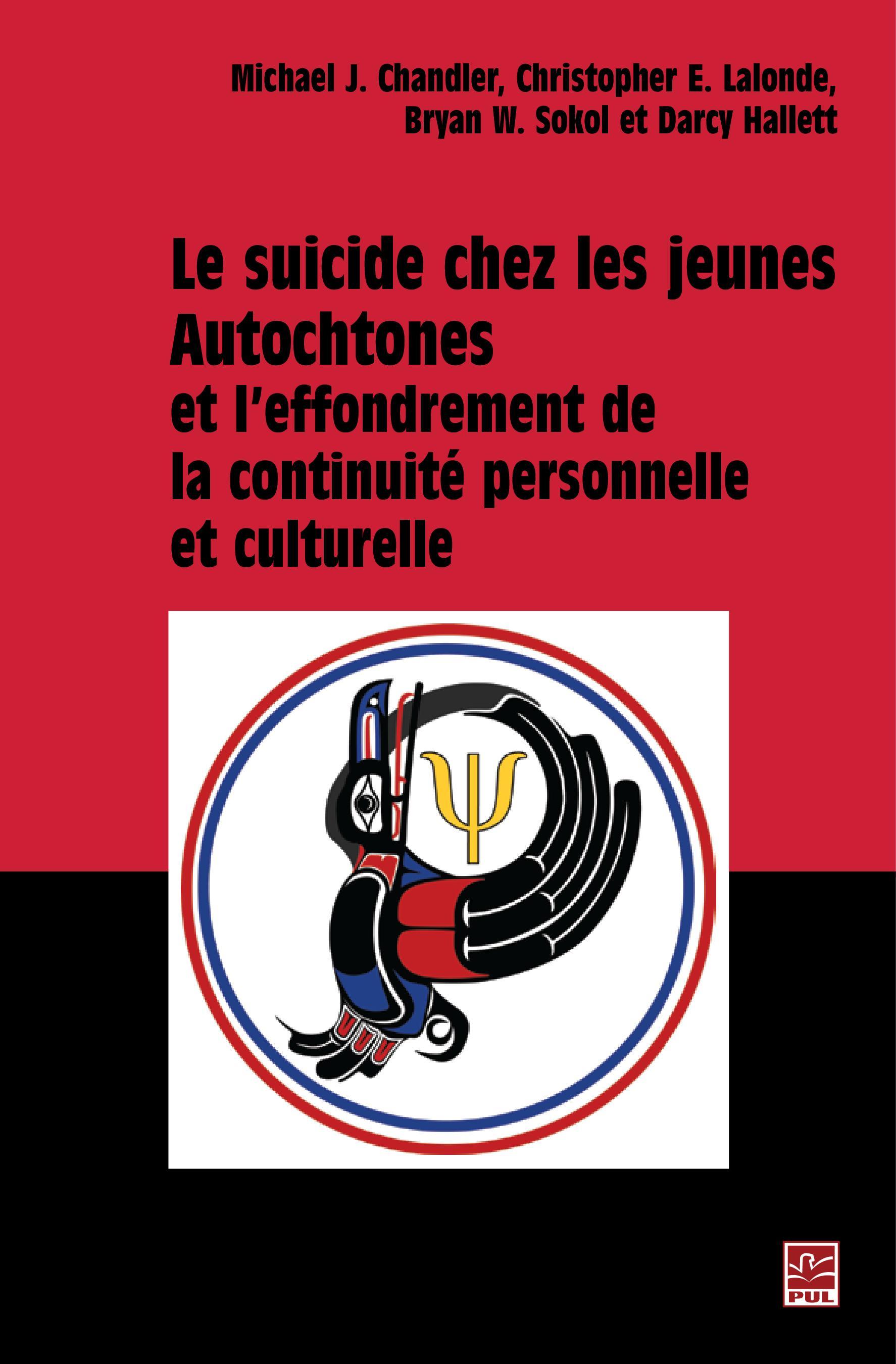 Le suicide chez les jeunes autochtones et l'effondrement...