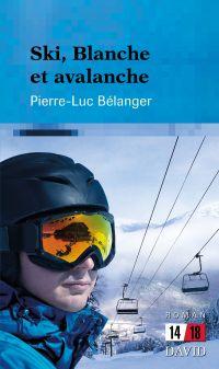 Image de couverture (Ski, Blanche et avalanche)