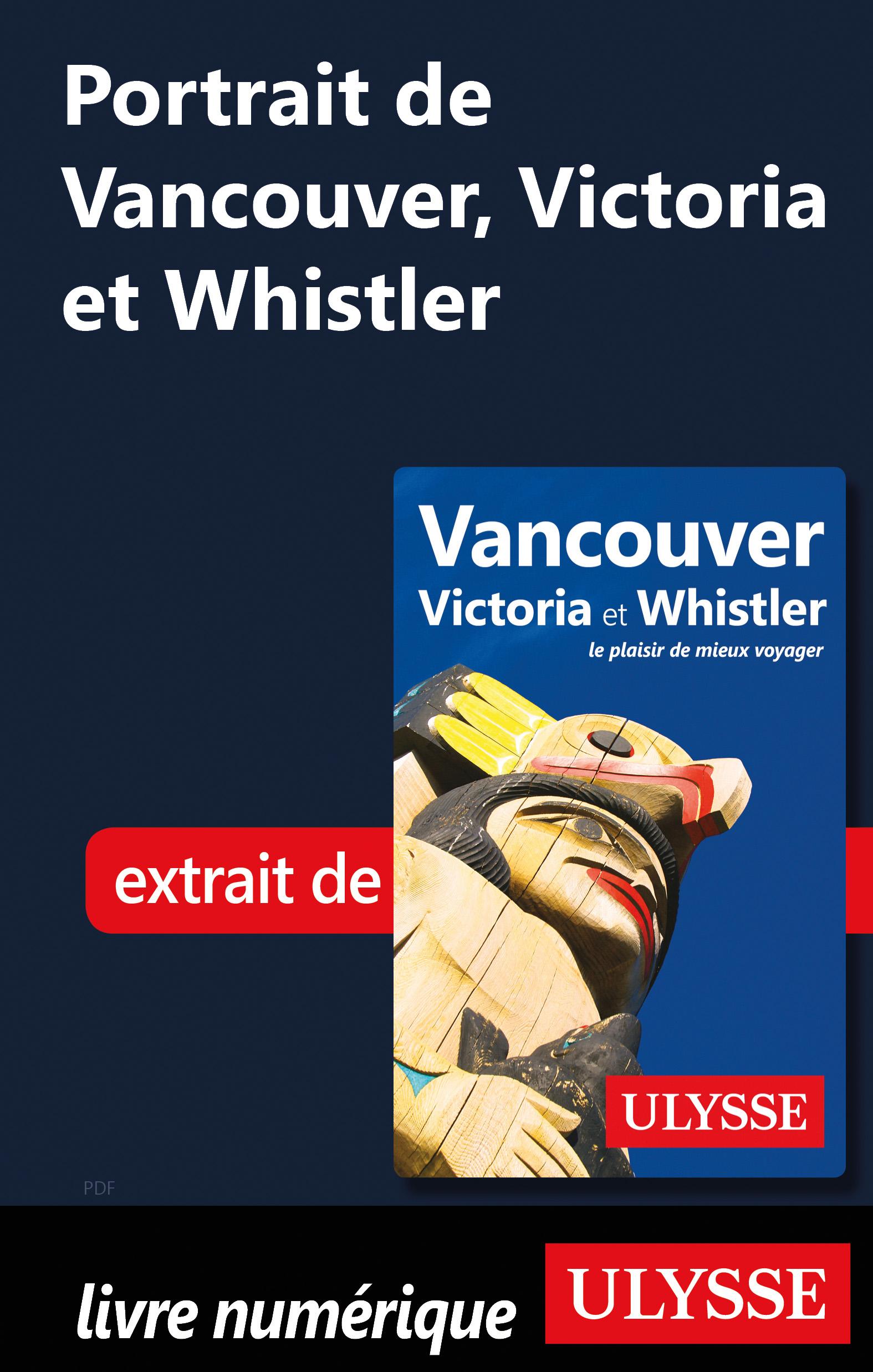 Portrait de Vancouver, Vict...