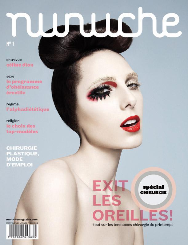 Nunuche magazine, volume 1