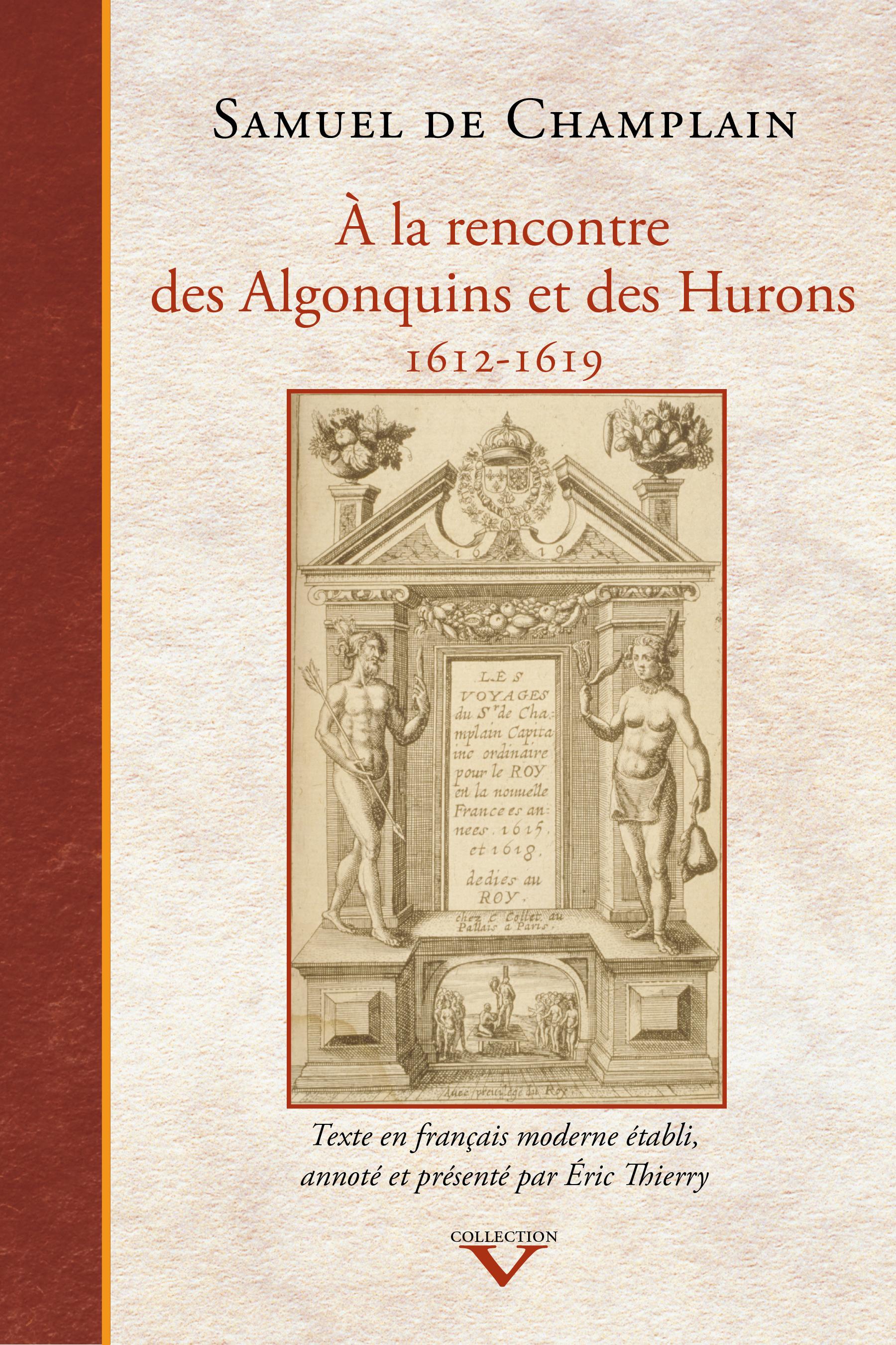 À la rencontre des Algonqui...