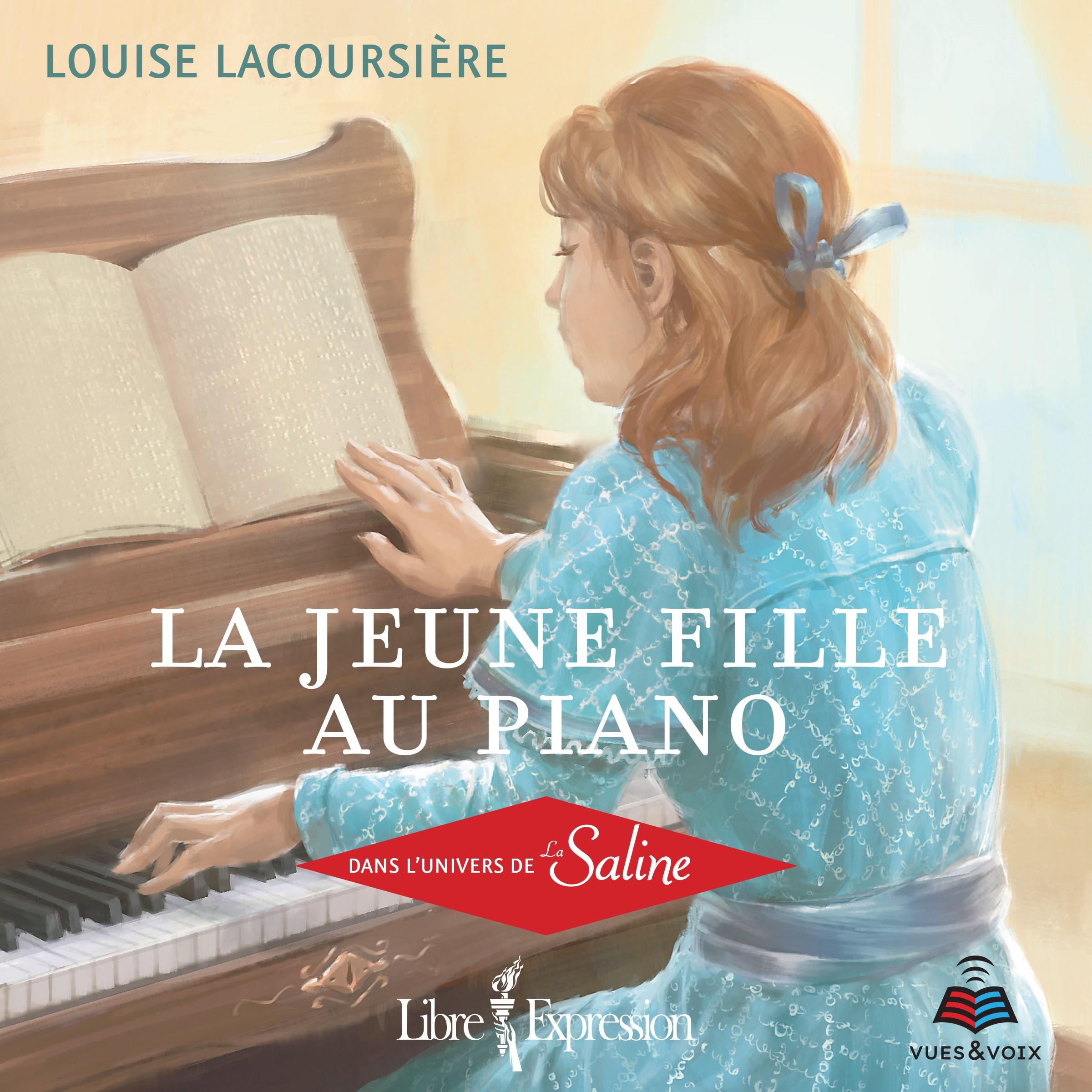 La jeune fille au piano: dans l'univers de La Saline
