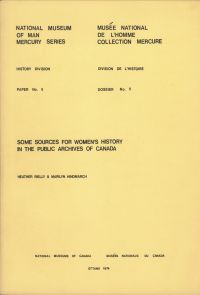 Some sources for women's hi...