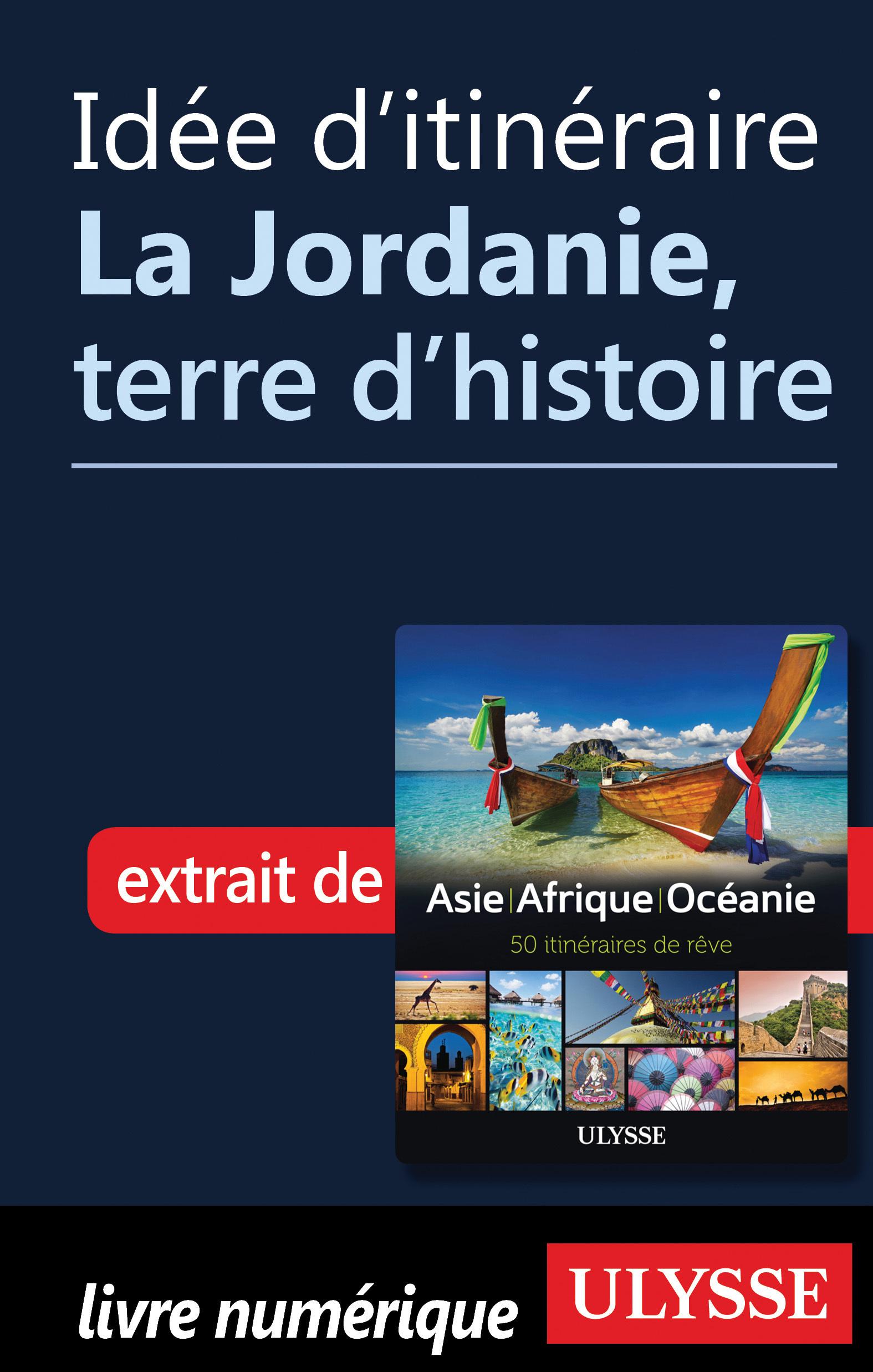 Idée d'itinéraire - La Jord...