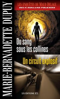 Image de couverture (Les Enquêtes de Maud Delage, volume 1)